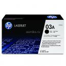 Картридж HP C3903A №03A Black