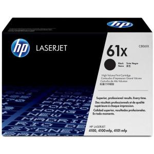 Картридж HP C4127X №27X Black