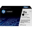Увеличенный Картридж HP C7115X №15X Black