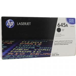 Картридж HP C9730A №645A Black