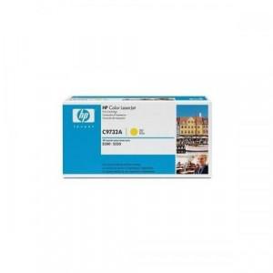 Картридж HP C9732A №645A Yellow