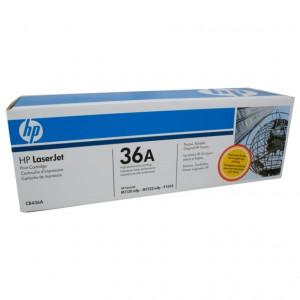 Картридж HP CB436A №36A Black