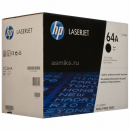 Картридж HP CC364A №64A Black