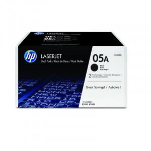 Картридж HP CE505D №80A Black  (2*CE505A)