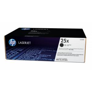 Картридж HP CF325X №25X Black