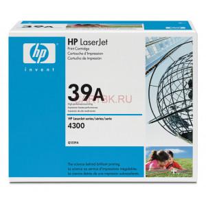 Картридж HP Q1339A №39A Black