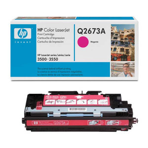 Картридж HP Q2673A №309A Magenta