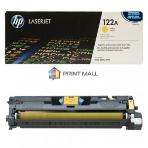 Картридж HP Q3962A №122A Yellow