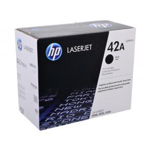 Картридж HP Q5942A №42A Black