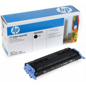 Картридж HP Q6000A №124A Black