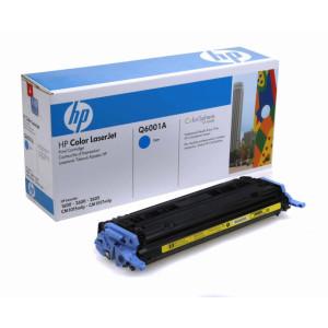 Картридж HP Q6001A №124A Cyan