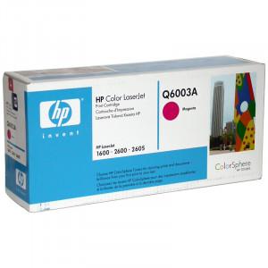 Картридж HP Q6003A №124A Magenta