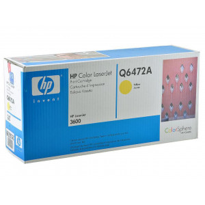 Картридж HP Q6472A №502A Yellow