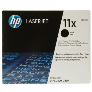 Картридж HP Q6511X №11X Black