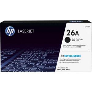 Картридж HP CF226A №26A Black