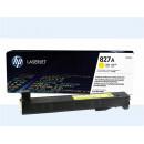 Картридж HP CF302A №827A Yellow