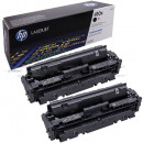 Картридж HP CF410XD №410X Black , двойная упаковка (2-pack)