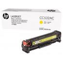Картридж HP CC532AC №304A Yellow