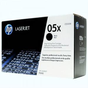 Картридж HP CE505XC №05X Black , увеличенный