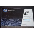 Картридж HP CF226XC №26X Black, (увеличеной ёмкости)