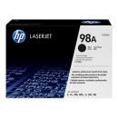 Картридж HP 92298A №98A Black