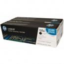 Картридж HP CB540AD №125A Black, 2 шт/уп