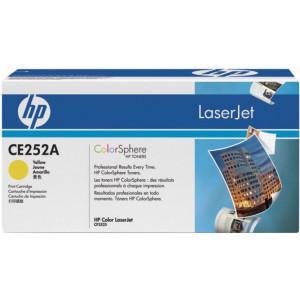 Картридж HP CE252A №504A Yellow