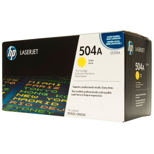 Картридж HP CE253A №504A Magenta