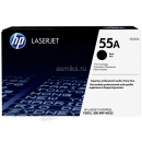 Картридж HP CE255A №55A Black