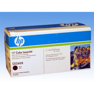 Картридж HP CE260X №649X Black