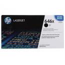 Картридж HP CE264X №646X Black, увеличенный