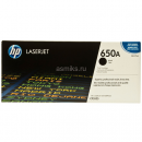Картридж HP CE270A №650A Black