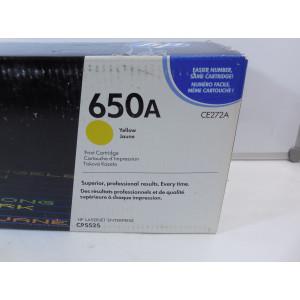 Картридж HP CE272A №650A Yellow