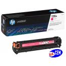 Картридж HP CE323A №128A Magenta