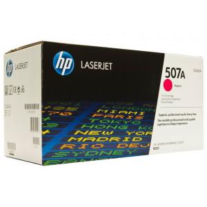 Картридж HP CE403A №507A Magenta