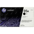 Картридж HP CE505A №05A Black
