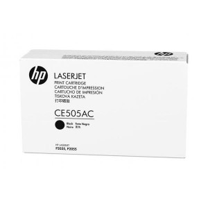 Картридж HP CE505AC №05A Black