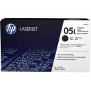 Картридж HP CE505L №05L Black