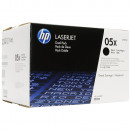 Картридж  HP CE505XD №05X Black,увеличенный, 2 шт/уп