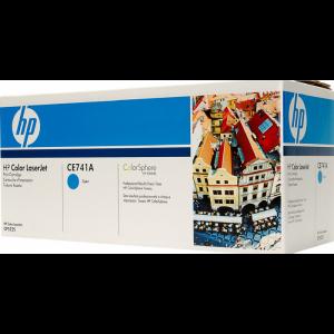 Картридж HP CE741A №307A Cyan