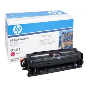 Картридж HP CF033A №646A Magenta