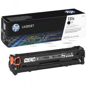 Картридж  HP CF210X №131X Black,увеличенный