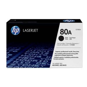 Картридж HP CF280A №80A Black