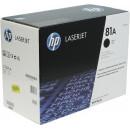 Картридж HP CF281A №81A Black
