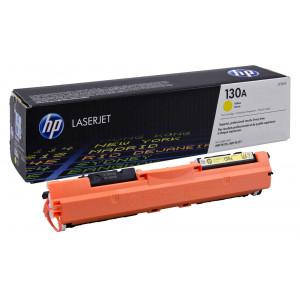 Картридж HP CF352A №130A Yellow