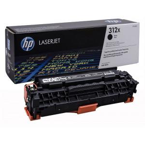 Картридж HP CF380X №312X Black