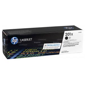 Картридж HP CF400X №201X Black, увеличенной емкости
