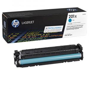 Картридж HP CF401X №201X Cyan