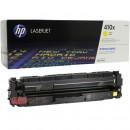 Картридж HP CF412X №410Х Yellow, увеличенный