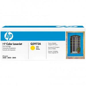 Картридж HP Q3972A №123A Yellow